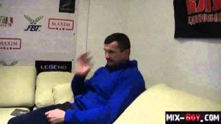 Эксклюзив с Мирко Кро Копом о жизни вне ринга