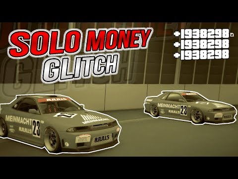 *MUST WATCH* EASIEST SOLO MONEY GLITCH -...