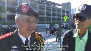 Richard Bùi Đẹp & Tsu A Cầu Ủng Hộ Việc Vận Động Ngày Cầu Nguyện Hằng Năm Cho Nạn Nhân CSVN