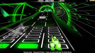[Audiosurf] DanceLand Dj Team - Csúcs ez a party (Spy The Ghost Remix)