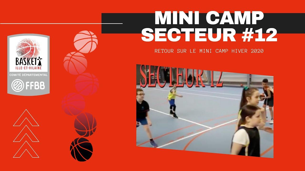 🏀 MINI CAMP #SECTUR12 #HIVER2020