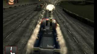 Sledgehammer aka GearGrinder hard truck action PC gameplay