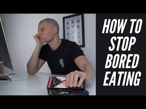 7 Tips to Stop Bored-Eating