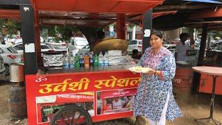 Urvashi special matar kulcha ₹30