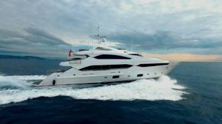 SOLD Sunseeker 40m Yacht Princess K