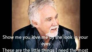 Kenny Rogers- Buy Me A Rose