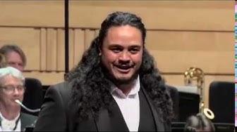 2019: Samson Setu, Bass Baritone. Finals Concert, second performance (Mozart)