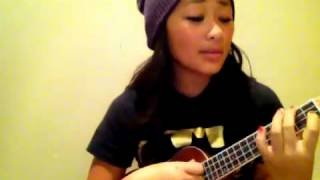 Material Girl - The Weekend. (uke cover)
