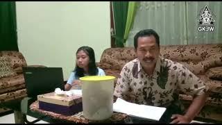 Sabda Pangon | Ngancani Sinau | Pdt. Sutrijo | Jemaat Tulungrrejo