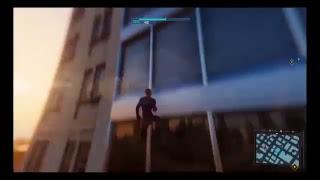 Spider-man ps4 con GdC