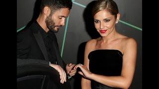 Newlywed Cheryl Joins Husband Jean- Bernard Fernandez-Versini for Wedding Party
