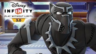Disney Infinity 3.0  Black Panther gameplay