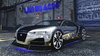 GTA 5 Truffade NERO (chiron) NEW UNRELEASED VEHICLES
