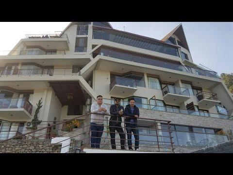 (Nepali luxury vlogger) Thamel To Hotel Mystic  Mountain, long journey with buddies, Saturday