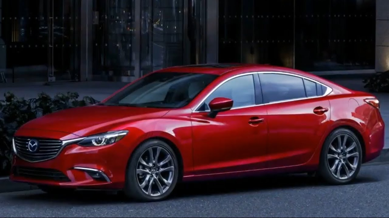 2018 mazda 6 sports youtube. Black Bedroom Furniture Sets. Home Design Ideas