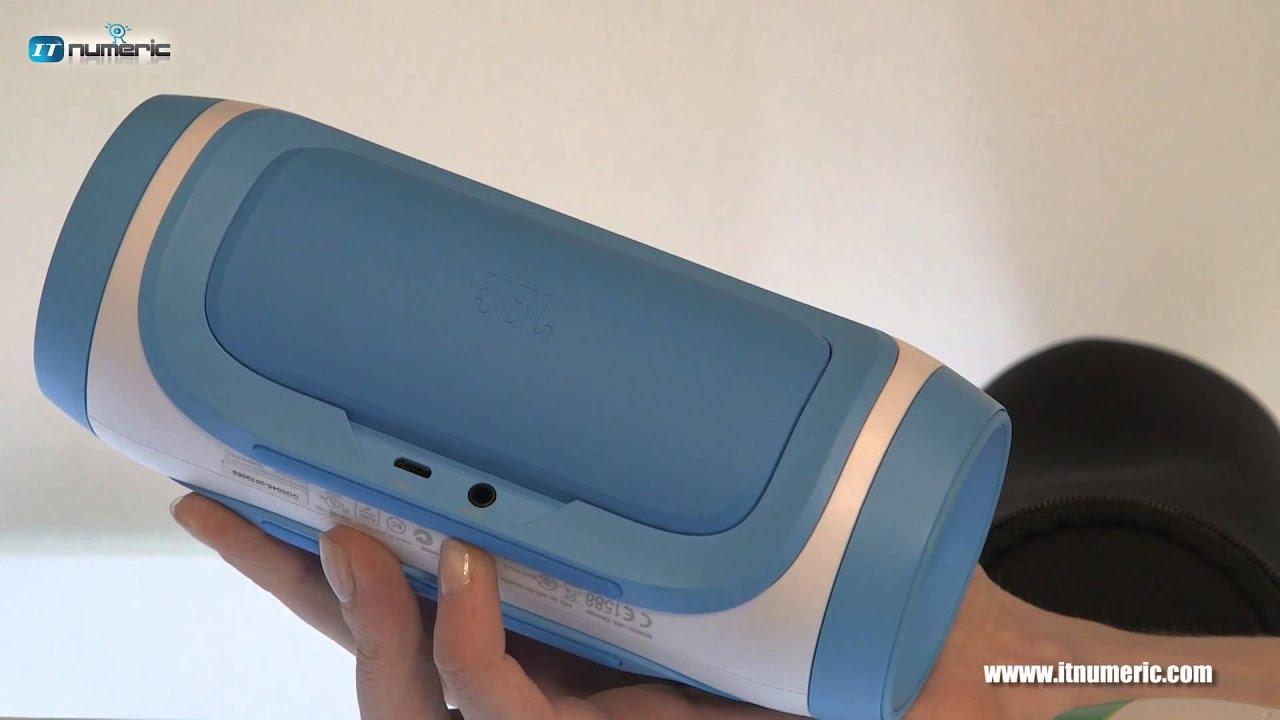 jbl charge enceinte portable sans fil youtube. Black Bedroom Furniture Sets. Home Design Ideas