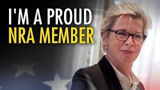 Katie Hopkins: Proud NRA member!