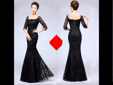 2016 long evening dress factory price