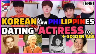 [REACT] Philippine Celebrities and Their Faces from The Past #56 (ENG SUB)