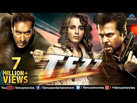 Tezz | Hindi Movies 2016 Full Movie | Ajay Devgan Full Movies | Latest Bollywood Movies