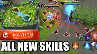 2018 MAYHEM MODE ALL NEW SKILLS COMPLETE