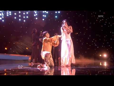 HD Eva Rivas - Apricot Stone (Armenia) - Eurovision 2010