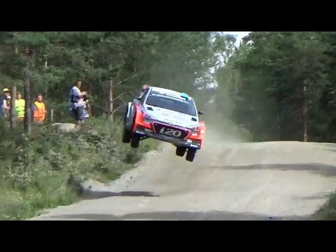WRC TRIBUTE 2016: Maximum Attack, On the Limit, Crashes & Best Moments
