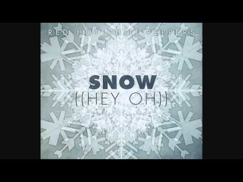 Red Hot Chili Peppers - Snow (Hey Oh) instrumental official album studio [good quality and drum's]