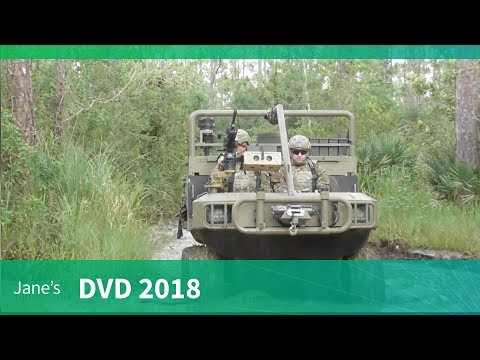 Amphibious HIPPO All Terrain Support Vehicle (DVD 2018)