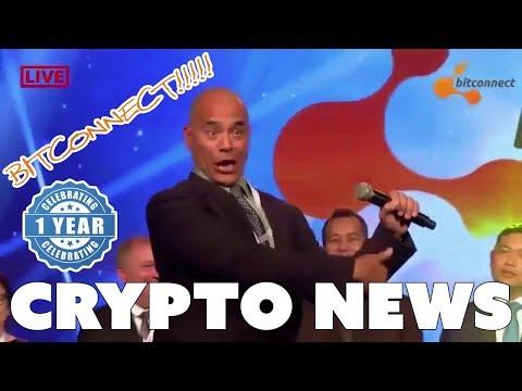 Nasdaq Cancels Crypto Winter...  BitConnect!!!!!!!