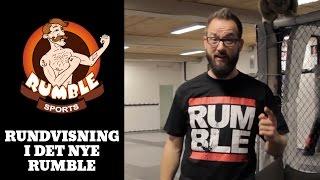 Rumble Sports - Rundvisning i det nye Rumble