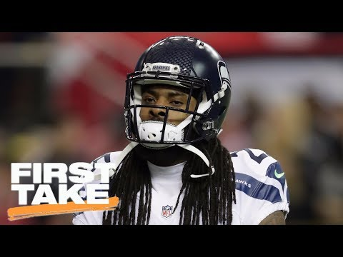 Richard Sherman Is Taking Too Much Blame For Seahawks' Issues   First Take   June 14, 2017