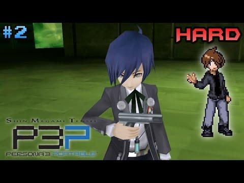 """""""Ja Jestem Tobą... Ty Jesteś Mną...""""  Persona 3 Portable [HARD] #2"""