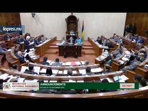 Assemblée nationale: PNQ en direct