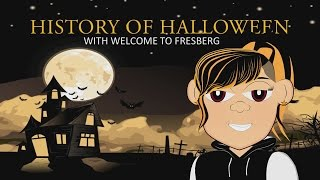 Halloween cartoon (free tv) educational videos for students (watch cartoons online) is fun homemade costumes, dressing up, trick or treating an...