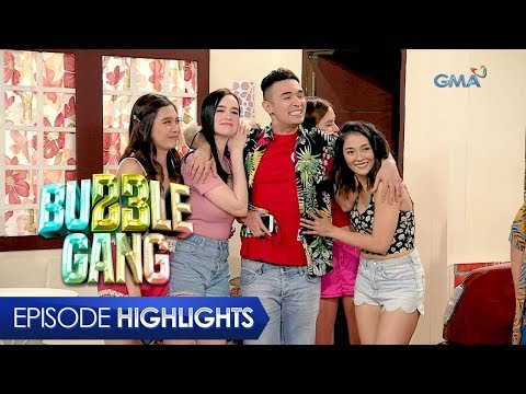 Bubble Gang: Outing With The Gang