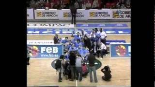 Video FINAL COPA PRÍNCIPE 2008