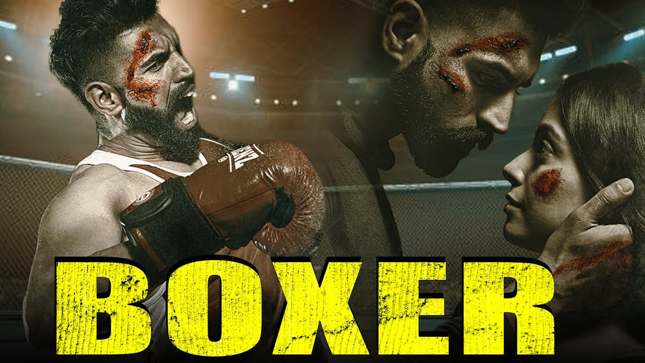 Download Boxer Full Action Hindi Dubbed Movie    Parmish Verma Action Movies Hindi Dubbed Full