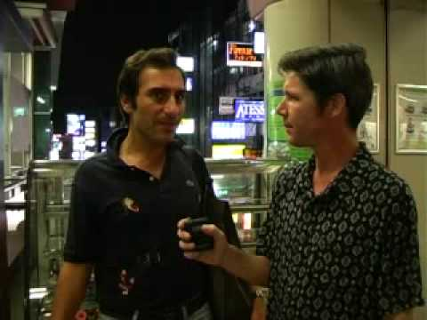 Thailand Tourism Situation (Silom - Saladaeng BTS Station - Eng4)