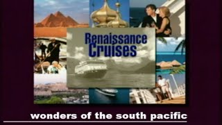 Renaissance Cruises   Wonders Of The South Pacific