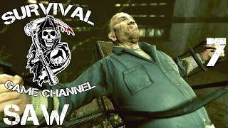 Saw: The Video Game Прохождение На Русском #7 — РАЗРЫВАТЕЛЬ КОСТЕЙ