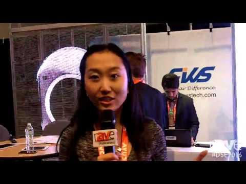 DSE 2016: GWS Features Transparent LED Displays