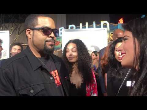 """""""Fist Fight"""" Actor - Ice Cube"""