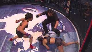 Melissa Martinez - KNOCKOUT - (2017.06.30) - /r/WMMA