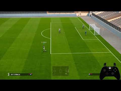 EFootball PES 2020: Удары по воротам: основы. (Shot Tutorial)