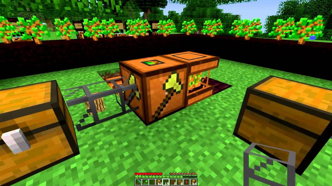 minecraft forestry guide woodfarm danish outdated. Black Bedroom Furniture Sets. Home Design Ideas