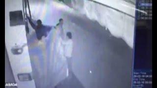 """पर्दाफाश: ऐसे करता था """"चादर गैंग"""" चोरी - CCTV फुटेज"""