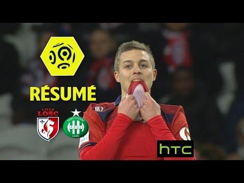 LOSC - AS Saint-Etienne (1-1)  - Résumé - (LOSC - ASSE) / 2016-17