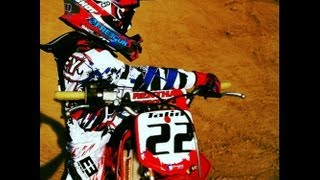 Motocross Kids Rippin On Dirt Bikes (part 4)