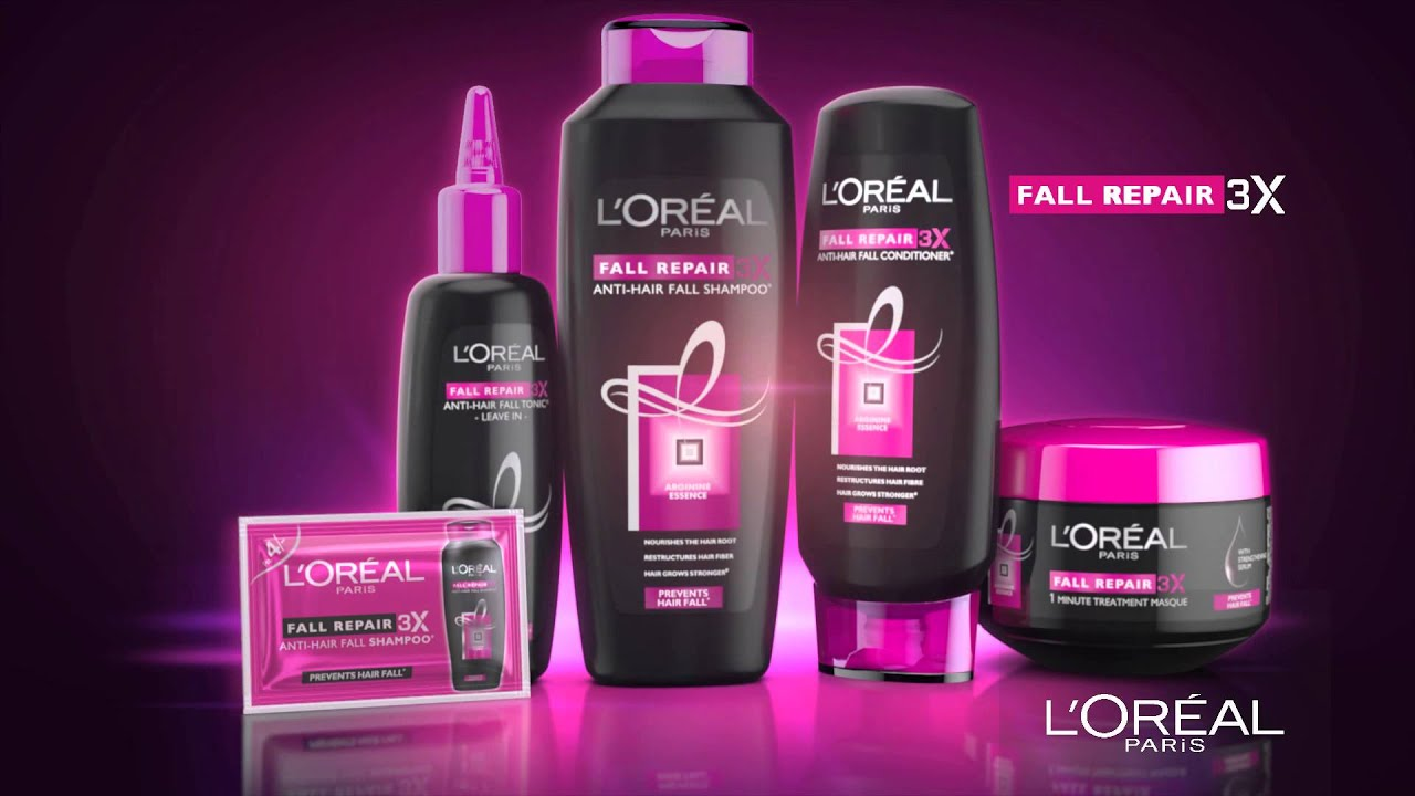 Bang Films Loreal Fall Repair Switch Youtube Shampoo